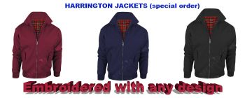 Harringtons-Jackets